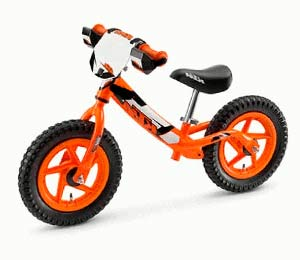 bicicleta ktm sin pedales